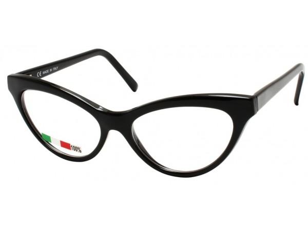 Dámske dioptrické okuliare B1919-043 Black