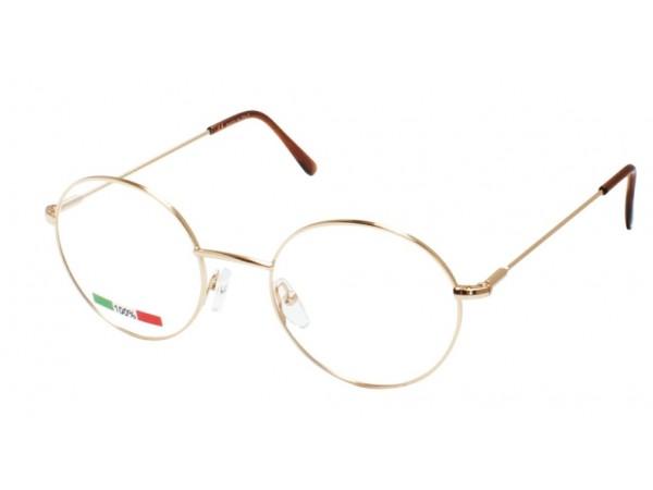 Pánske dioptrické okuliare B1919-056 Gold