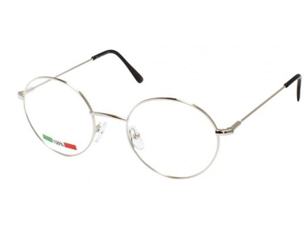 Pánske dioptrické okuliare B1919-056 Silver
