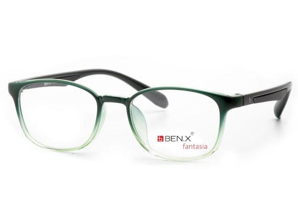Detské okuliare ben.x 3502 Green