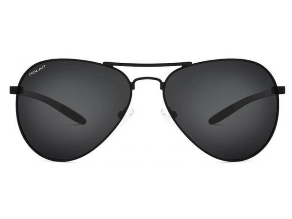Slnečné polarizačné okuliare POLAR Carbon-Fiber 01 čierna