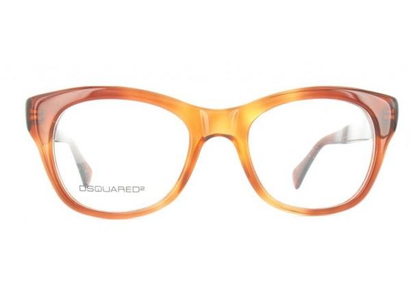 Dámske dioptrické okuliare Dsquared2 DQ5106-2
