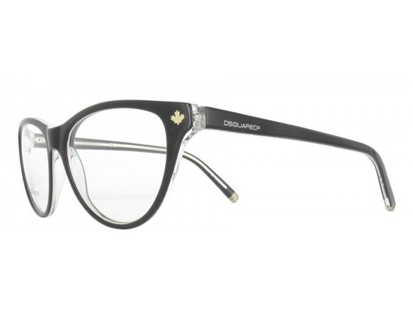 Dámske dioptrické okuliare DSQUARED2 DQ5108 - 2