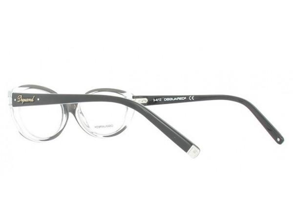 Dámske dioptrické okuliare DSQUARED2 DQ5101-4