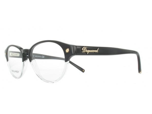 Dámske dioptrické okuliare DSQUARED2 DQ5118