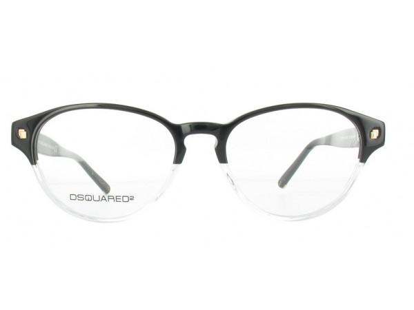 Dámske dioptrické okuliare DSQUARED2 DQ5118-2