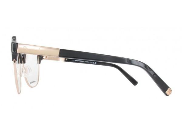 Dámske dioptrické okuliare Dsquared2 DQ5152-3