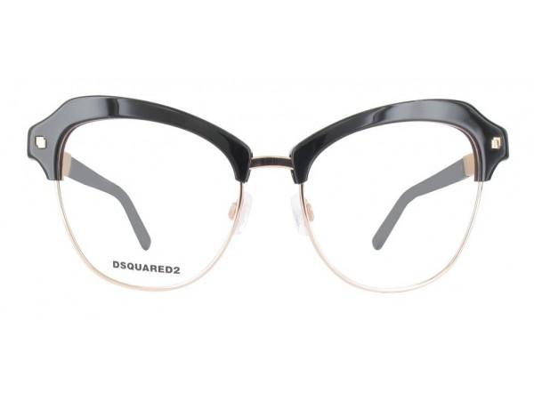 Dámske dioptrické okuliare Dsquared2 DQ5152