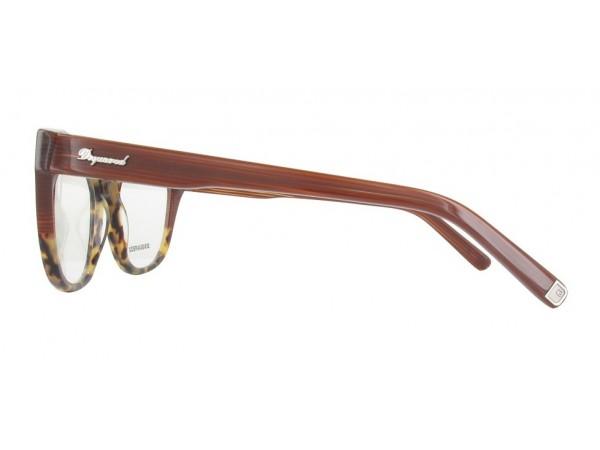 Dámske dioptrické okuliare Dsquared2 DQ5160-3