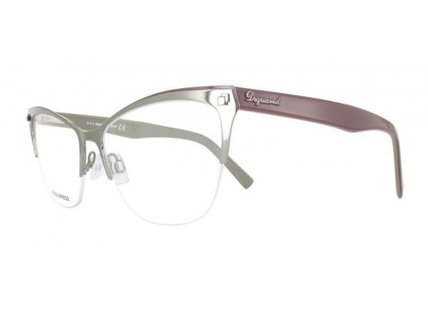 Dámske dioptrické okuliare Dsquared2 DQ5183-2