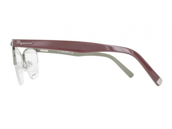 Dámske dioptrické okuliare Dsquared2 DQ5183-3