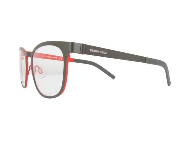 Dámske dioptrické okuliare DSQUARED2 DQ5184