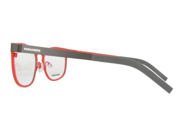 Dámske dioptrické okuliare DSQUARED2 DQ5184-3