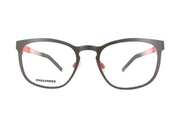 Dámske dioptrické okuliare DSQUARED2 DQ5184-2