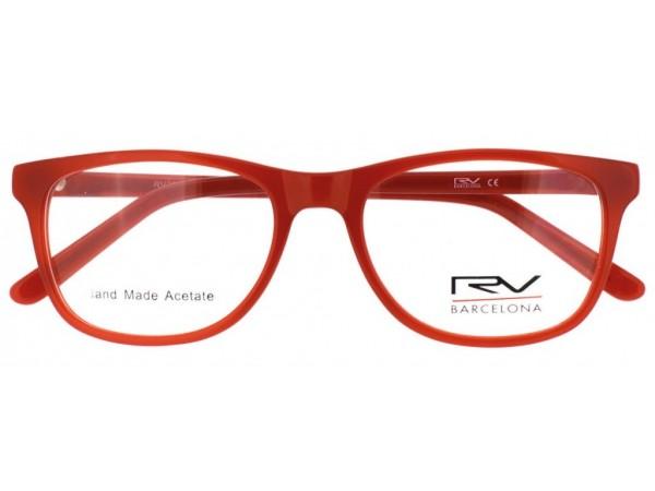 Dioptrické okuliare RV328 Red -1