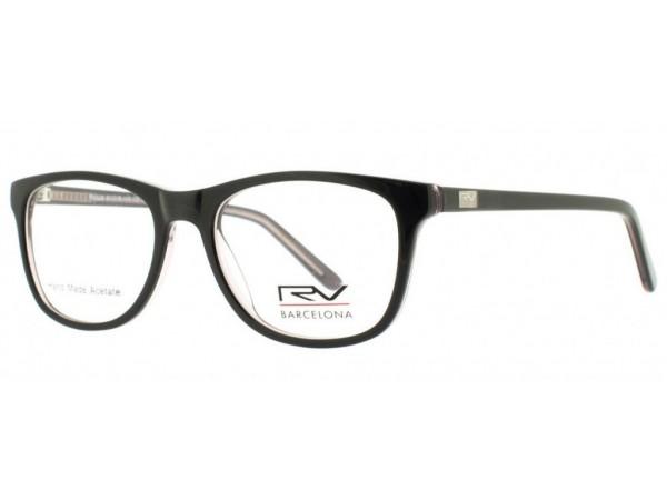 Dioptrické okuliare RV328 Dark Grey