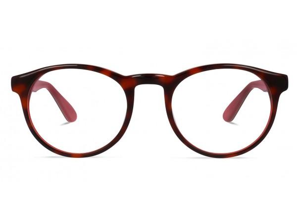 Dámske dioptrické okuliare Jacky Red 2