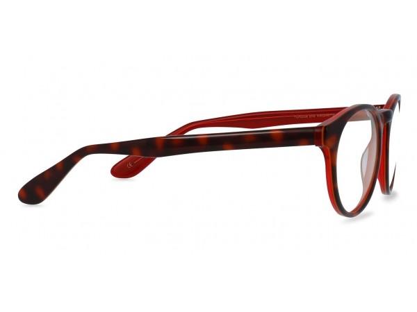 Dámske dioptrické okuliare Jacky Red 3