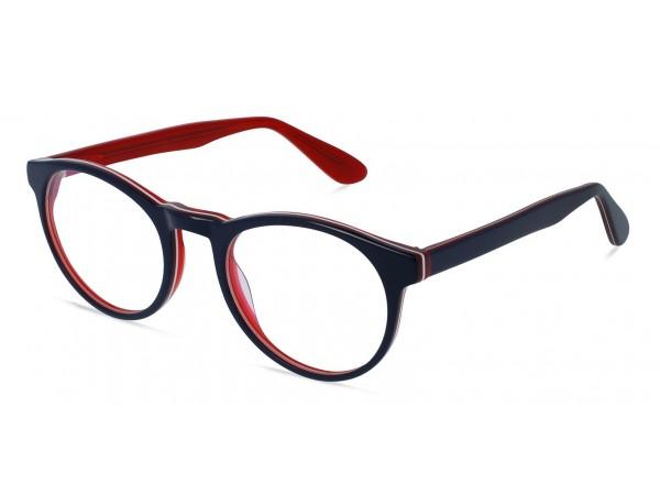Dámske dioptrické okuliare Jacky Blue