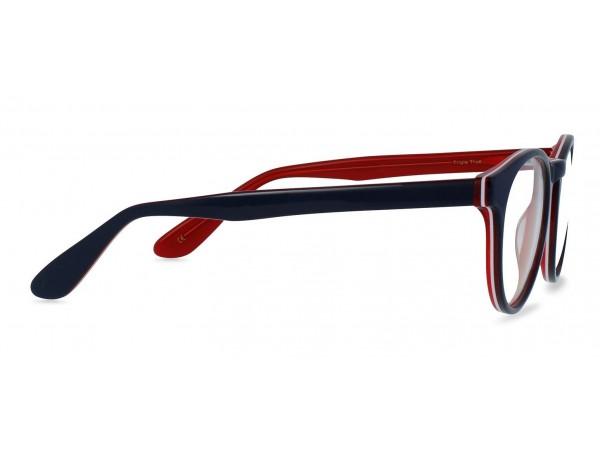 Dámske dioptrické okuliare Jacky Blue 3