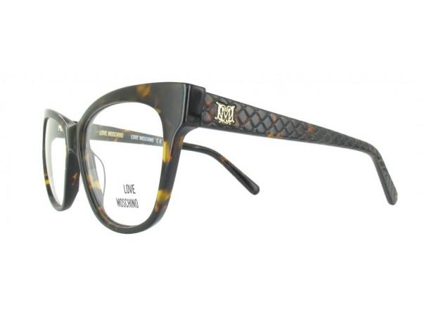 Dámske dioptrické okuliare Love Moschino ML105V