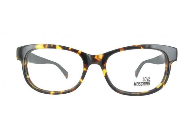 Dámske dioptrické okuliare Love Moschino ML115V-2