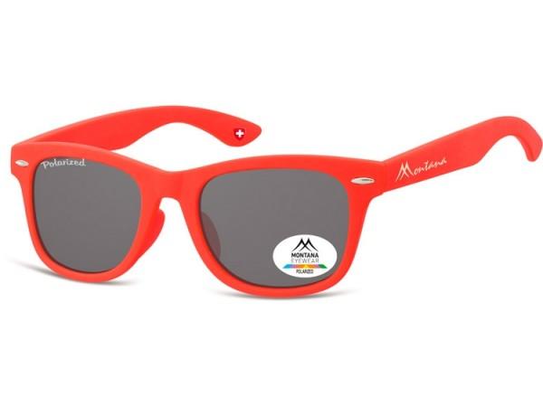 Detské slnečné polarizačné okuliare Wayfarer 967B