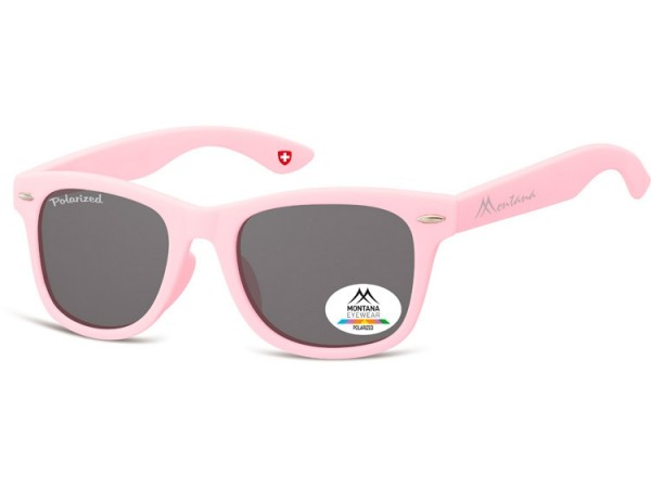 Detské slnečné polarizačné okuliare Wayfarer 967D