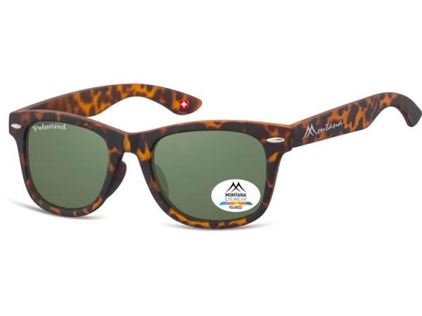 Detské slnečné polarizačné okuliare Wayfarer 967G