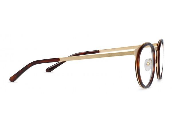 Unisex titánové okuliare Angelo Gold 3
