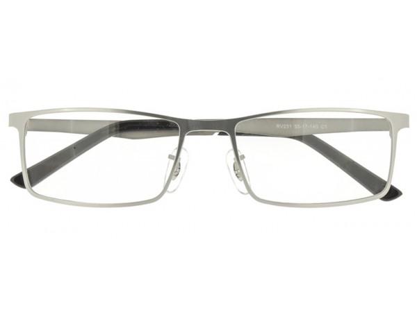 Dioptrické okuliare Zed Silver