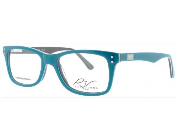 Dioptrické okuliare RV251 Blue