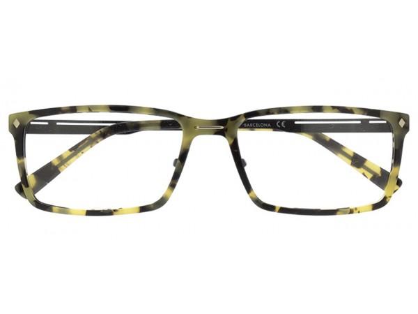 Dioptrické okuliare Alpha Black 2