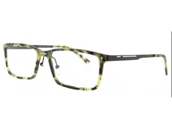 Dioptrické okuliare Alpha Black
