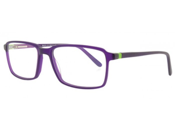 Unisex dioptrické okuliare Skye Purple