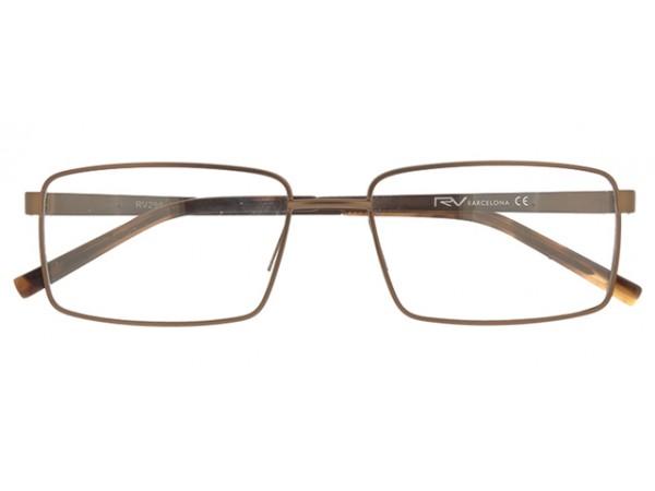 Pánske dioptrické okuliare Jago Brown 2