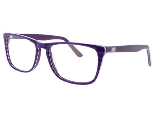 Okuliare Wayfarer Waki Violet