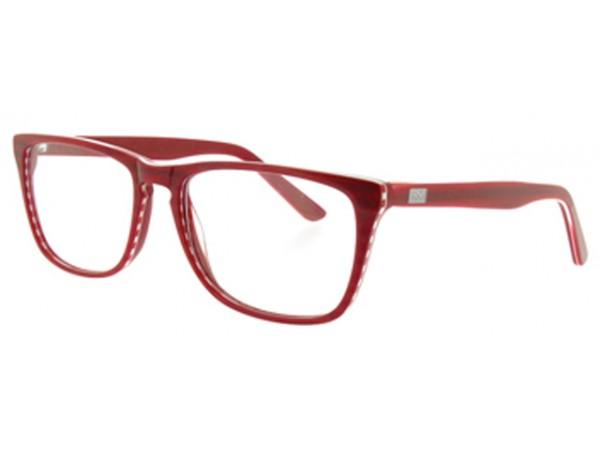 Okuliare Wayfarer Waki Red - 1