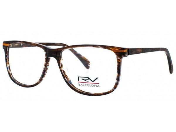 Dioptrické okuliare RV346 Brown