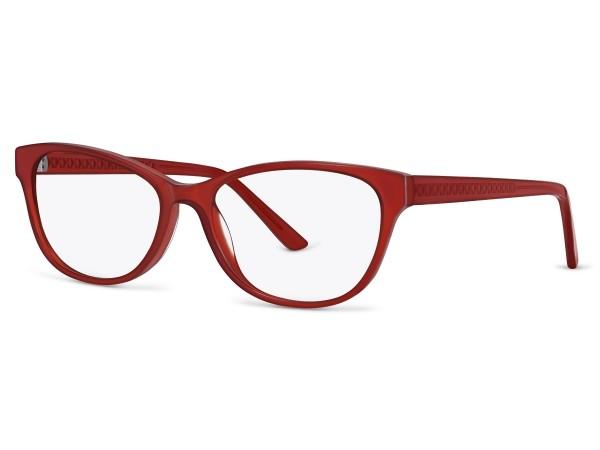 Dámske okuliare Eco Conscious Lychee červené
