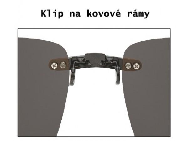 Polarizačný klip na okuliare C12A 2