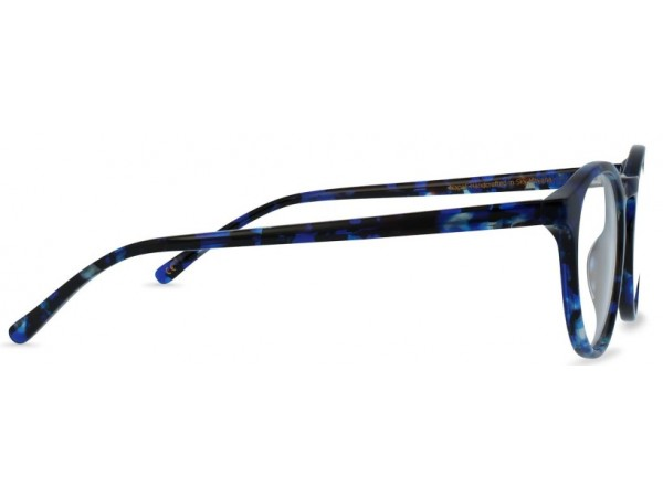 Unisex dioptrické okuliare Napoli Blue -a