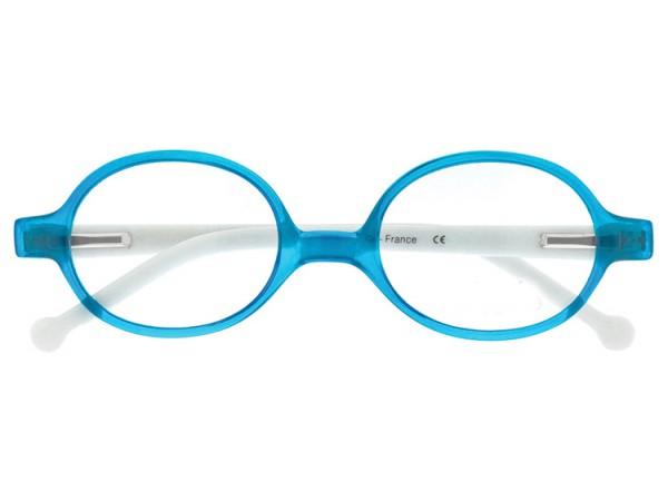 Detské dioptrické okuliare eO 294 modré