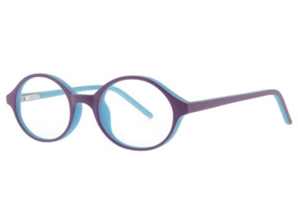 Detské dioptrické okuliare eO 296 Violet