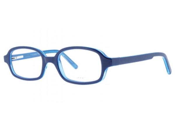 Detské dioptrické okuliare eO 299 Blue