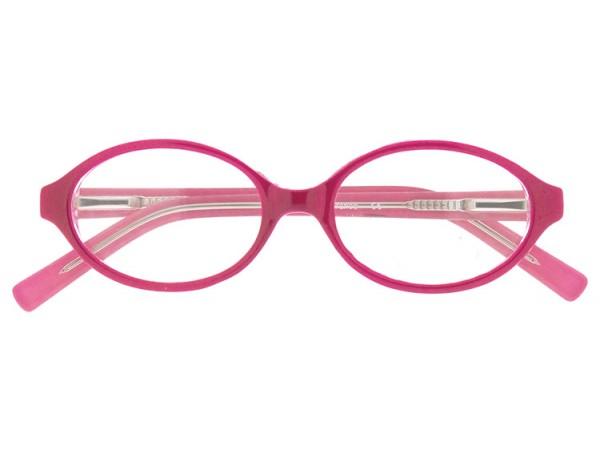 Detské dioptrické okuliare eO 297-pink