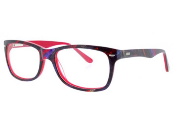 Okuliare Wayfarer tmavo fialové
