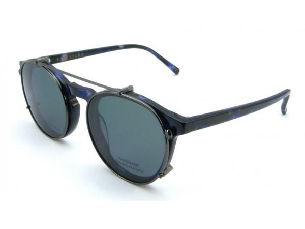 Unisex dioptrické okuliare Napoli Blue -b