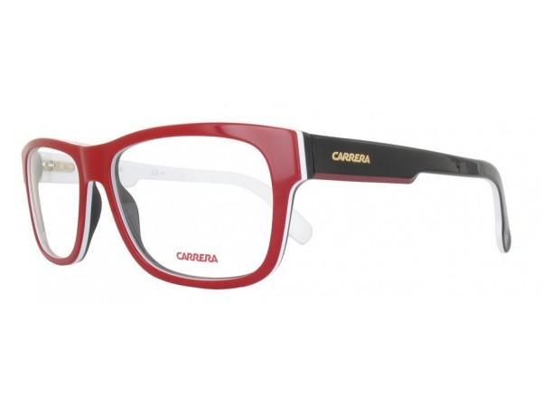 Unisex dioptrické okuliare Carrera CA 1102V Red