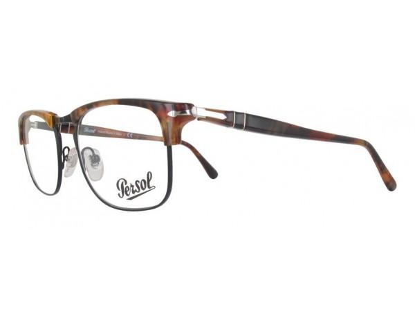 Pánske dioptrické okuliare Persol PO8359V Caffe